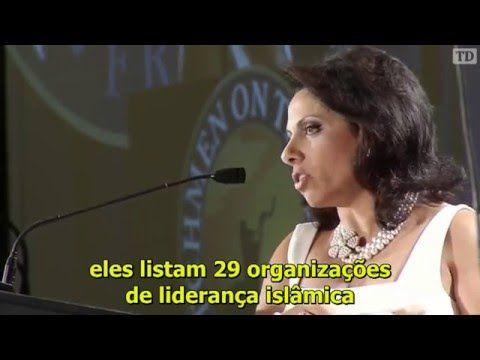 Brigitte Gabriel e o plano da Irmandade Muçulmana - YouTube