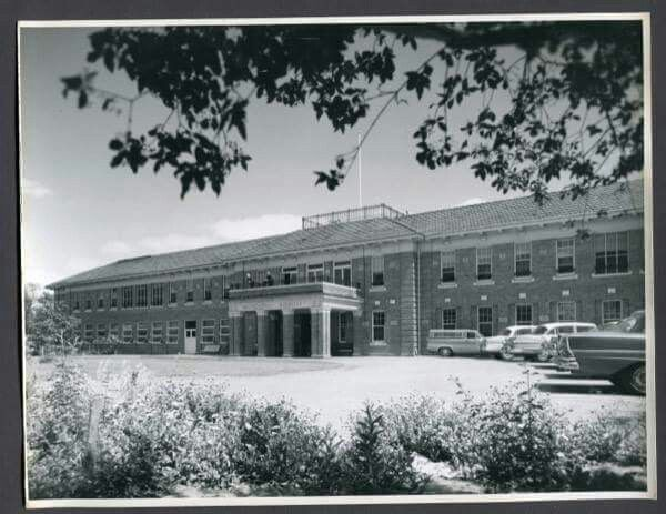 A lovely old hospital
