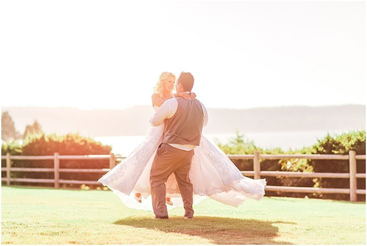 Brandon & Kathryn's Disney Inspired Wedding at Rosehill Community Center in Mukilteo, Washington. Photos by Rachel Howerton Photography.