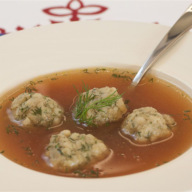 Zupa rybna z karpia z pulpetami