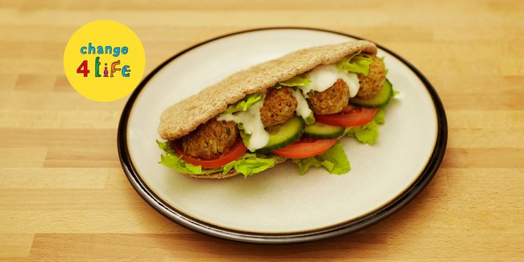 Healthy recipe: Falafels