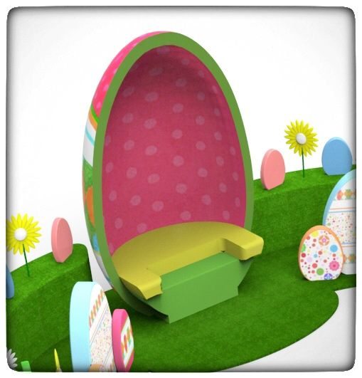 Easter is just around the corner! Are you finished planning your commercial décor?