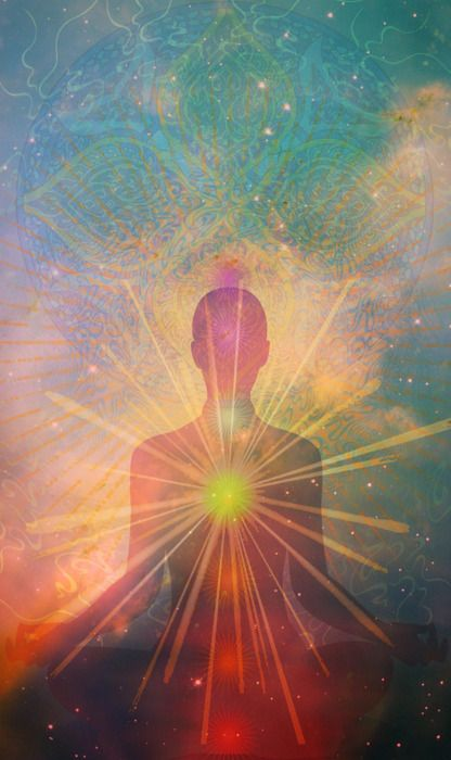 """psychedelicsound:    """"Meditation is the dissolution of thoughts in Eternal awareness or Pure consciousness without objectification, knowing without thinking, merging finitude in infinity."""" ― Voltaire"""
