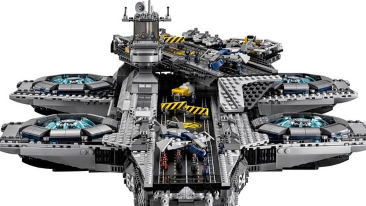 Avengers fans have to wait until May for Age of Ultron to hit theaters, but Lego just announced something that might help pass the time. The Wall Street Journal has an exclusive look at the new set...
