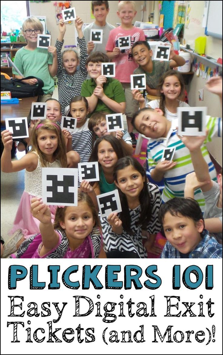 plickers 101 easy digital exit tickets and more best teacher