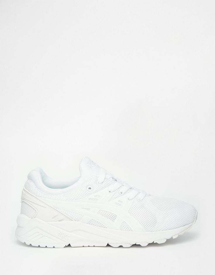 Image 2 of Asics Gel Kayano Evo White Trainers