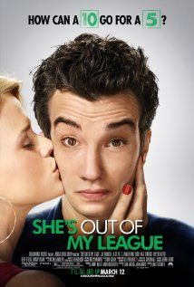 """""""She's Out of My League"""" (2010) staring Jay Baruchel, Alice Eve and T.J. Miller."""