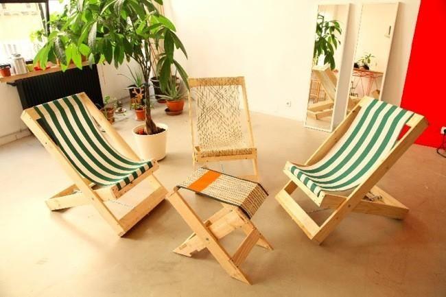 Igual pensáis que la silla plegable es un invento del siglo XX, pero no, en realidad se conocen antecedentes en el Antiguo Egipto, en Roma, donde se reservab...