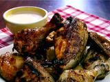 Picture of Grilled Chicken with Alabama White BBQ Sauce Recipe
