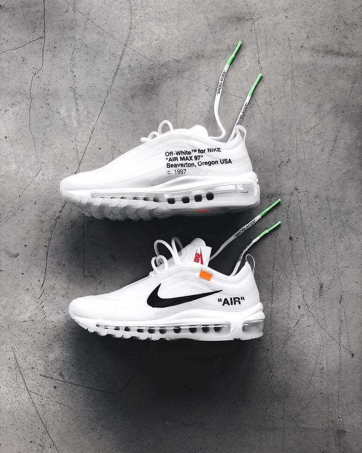 Off-White x Nike Air Max 97 Rate this shoe