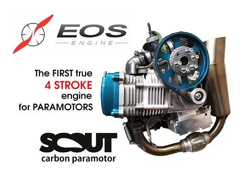 320) Is this the best paramotor engine ever? The first true