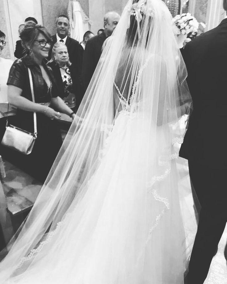 Auguri Paola  #lebaobab #sposa #atelier #abitodasposa #weeding #bride#sartoria
