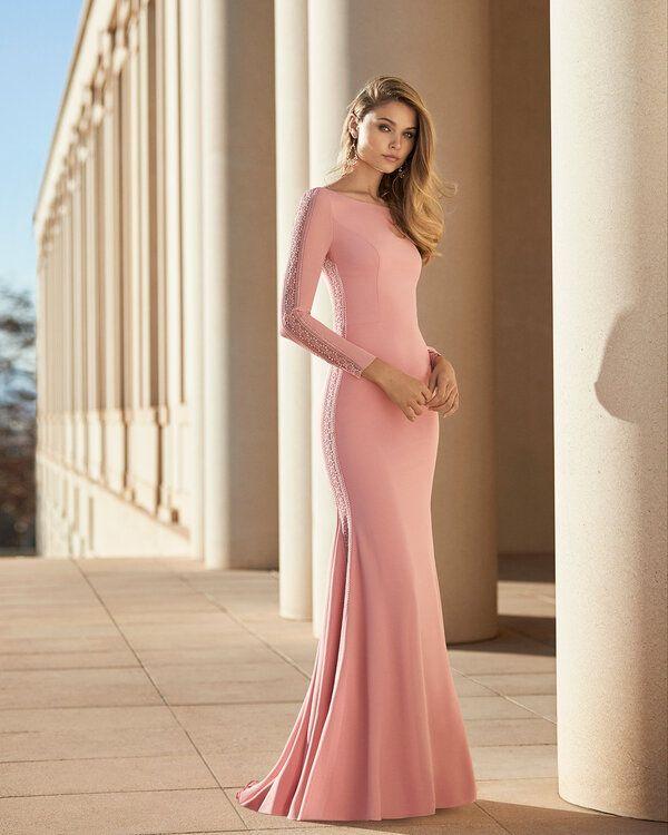 100 Vestidos De Fiesta Rosa Clará 2020 Sé La Invitada Más Especial Abiti Vestito Da Principessa Abiti Rosa