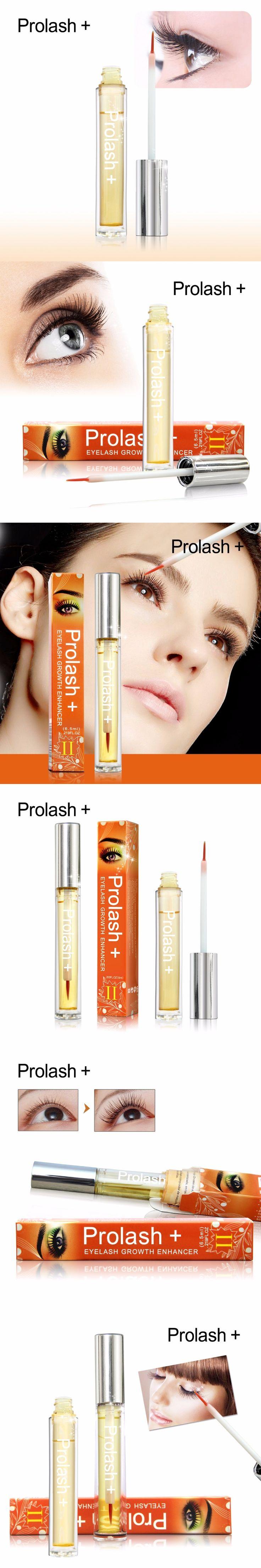 100% natural material approved eyelash enhancer Prolash+ eyelash growth serum factory supply promotional price