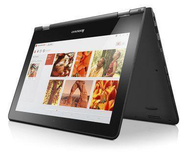 "Ultrabook Lenovo IdeaPad Yoga 300-11IBR / 11.6"" HD / Intel Celeron N3050 1.6GHz…"