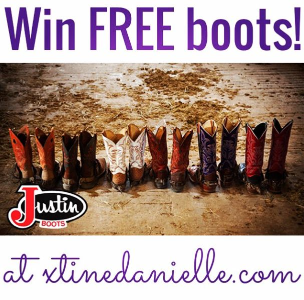 Reliant Rodeo Plan Offers New Customers Free Boots With Their Energy Deal & Enter For Your Chance to WIN a $200 Justin® Boots Voucher Giveaway #sponsored
