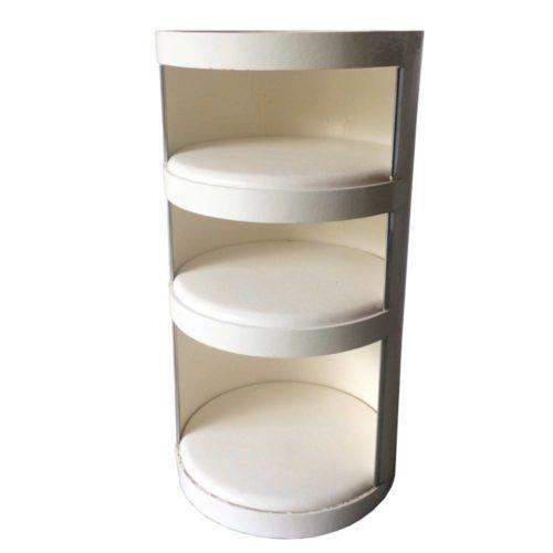 un petit meuble de rangement de jean louis avril pour marty lac est en vente par fte design. Black Bedroom Furniture Sets. Home Design Ideas