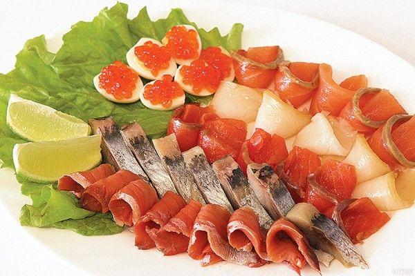 тарелка рыбная 2-05