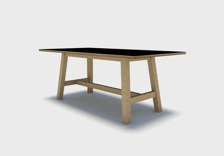 Trestle Table | Kada* Commercial Furniture