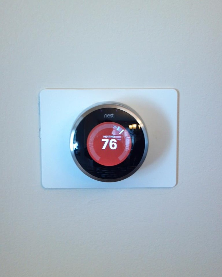 Our 1st nest install for a customer in Cranford