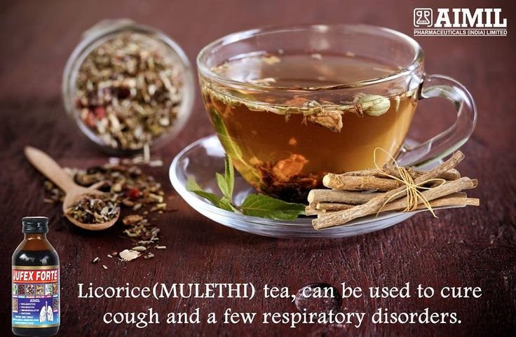 #HealthTip : Licorice Tea (Mulethi) tea, can be used to cure cough & a few respiratory disorders.   #BestCoughRemedy #AyurvedicMedicine #CoughSyrup #RespiratoryDiseases #HerbBenefit #CoughAyurvedicTreatment #TicklyCoughTreatment #AimilPharma #MulethiBenefits #Mulethi #MulethiTea #JufexForte