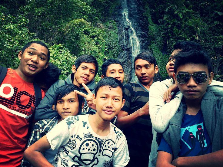 At Curug Cijalu, Subang - NOS2