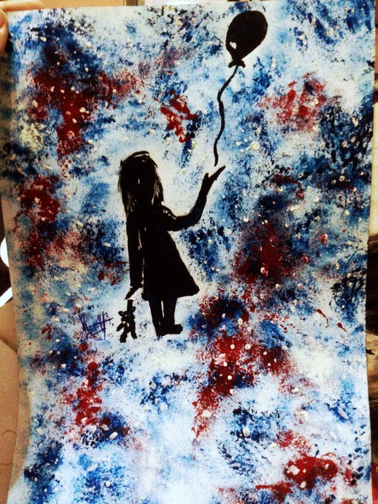 By me ! Teddy's ART !^^