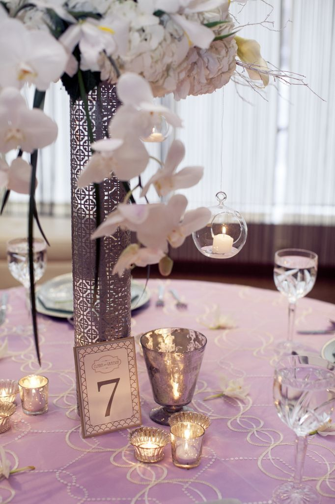 PWD TABLSCAPE FOR OUR GATSBY WEDDING