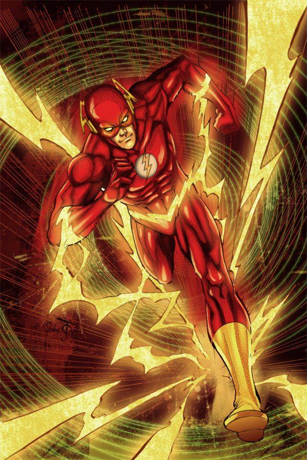 Dc Comics Fans : Best images about flash on pinterest scarlet s