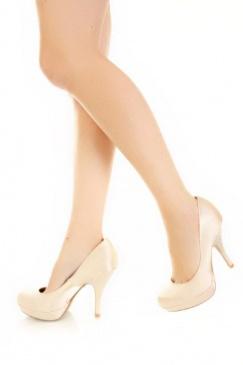 Champagne Heels - Bridesmaids?