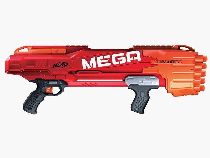 NERF Sledgefire Zombie Strike Shotgun blaster