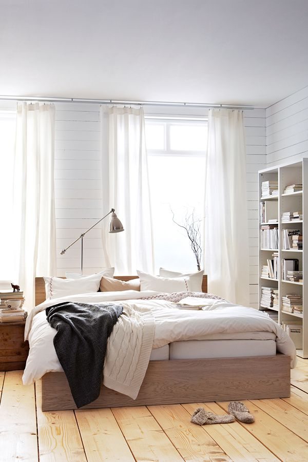 25 Best Ideas About Ikea Malm Bed On Pinterest Ikea Headboard Malm Bed Frame And Ikea Bed Hack