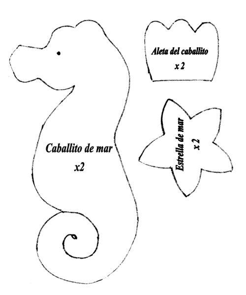 25 Melhores Ideias De Desenho De Cavalo Marinho No