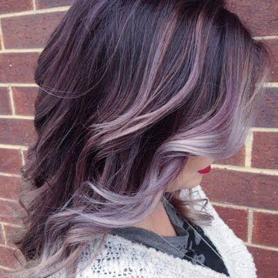 . Pravana Chromasilk Hair Color in Violet Brown Hair - Google Search