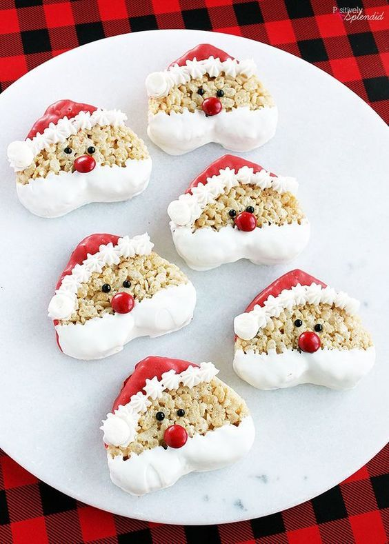 30 Buttery Christmas Rice Crispy Treats That Are Quick ...