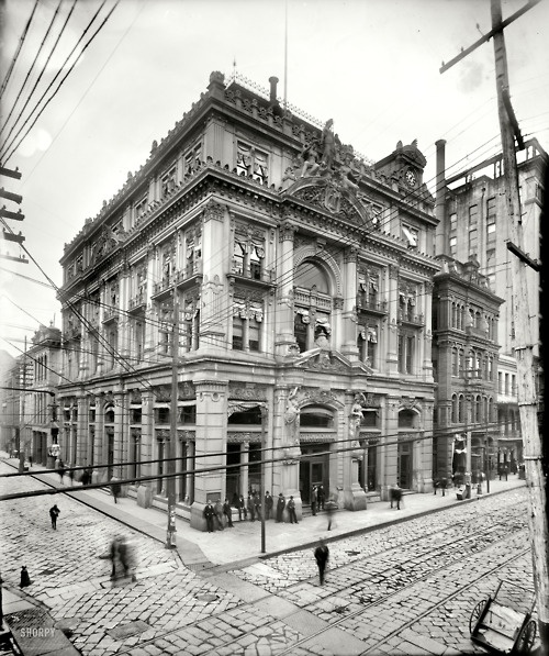 New Orleans c. 1900, via Shorpy Historical Photo Archive