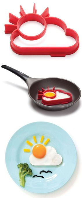 ► Sunnyside Egg Mold - SO cUte!