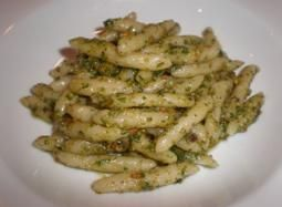 Trofie with Pesto Sauce