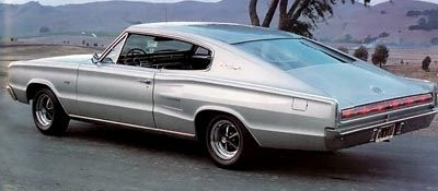 1966 Dodge Charger Fastback