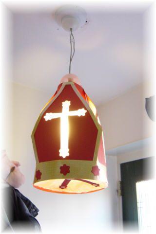 Mijterlamp