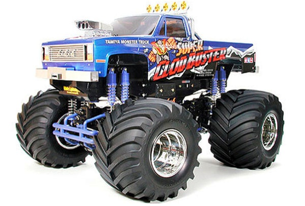 Tamiya 58518 Super Clod Buster. Have one of these on its way to me shortly... Can't wait to get stuck in to building it!