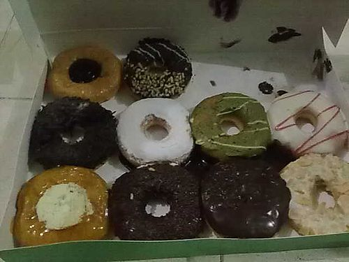 King's Bakery Donuts