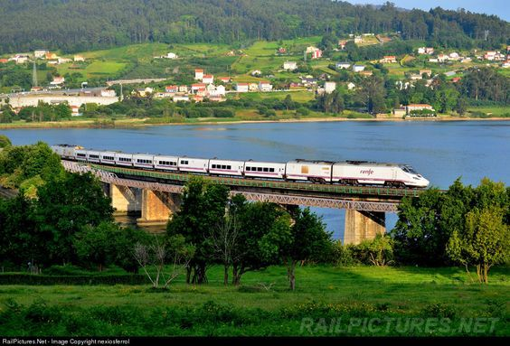RailPictures.Net Photo: 730.021 Renfe Operadora Alvia 730 at Narón, Spain by nexiosferrol: