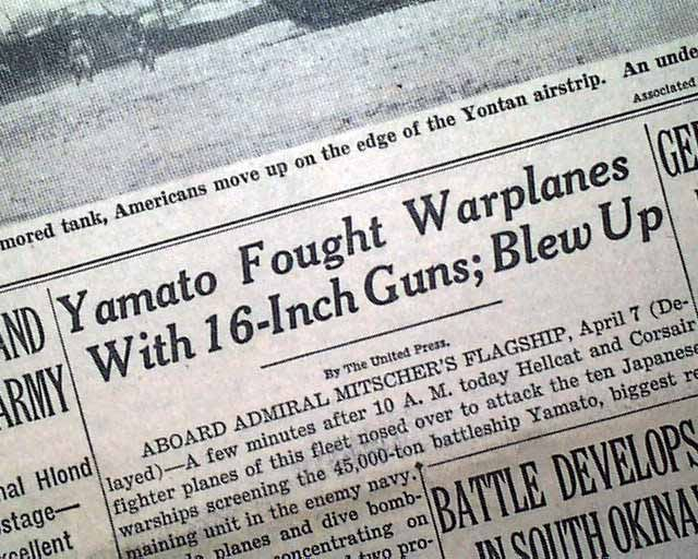 THE NEW YORK TIMES, April 9, 1945  Link - http://ithaca-politics.blogspot.com/2015/04/who-we-have-fought-are-now-fighting-and.html