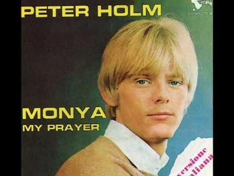 Monia  ( versione italiana) - Peter Holm   1968