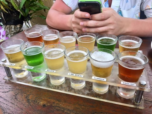 RedDot Brewery - Singapore 24 Hours Travel Guide