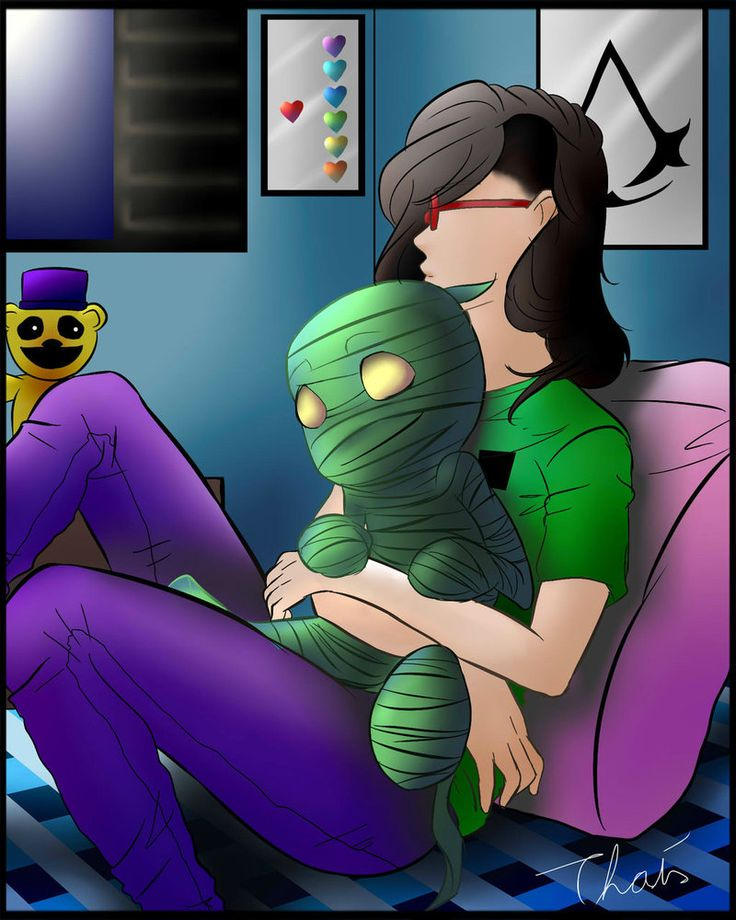 Me in the night by ThaisMarino-Sensei.deviantart.com on @DeviantArt