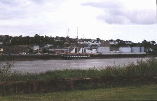 Seafalcon mesél: JFK Dunbrody, a kivándorlóhajó - MV Priwall, 13. r...