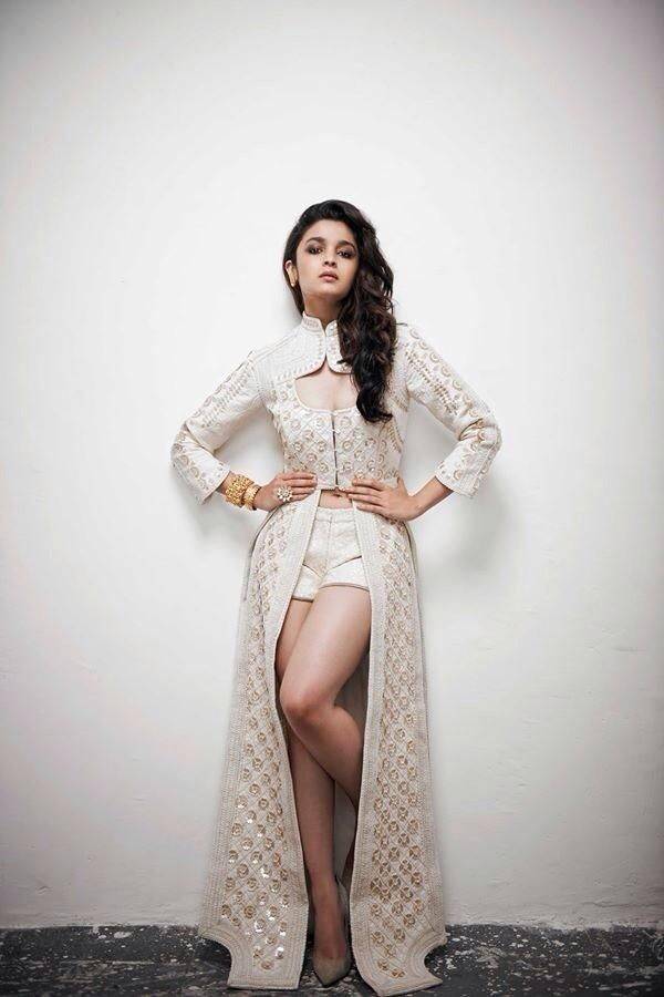 Pretty Alia Bhatt Verve India August 2014