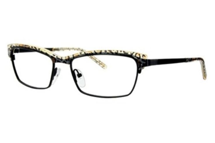 Free Eyeglass Frames And Lenses : Lafont Pulsion Eyeglasses in Panther 380 Eyeglass Frames ...